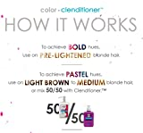 Keracolor Clenditioner Color Depositing Conditioner Colorwash, Platium, 12 fl oz