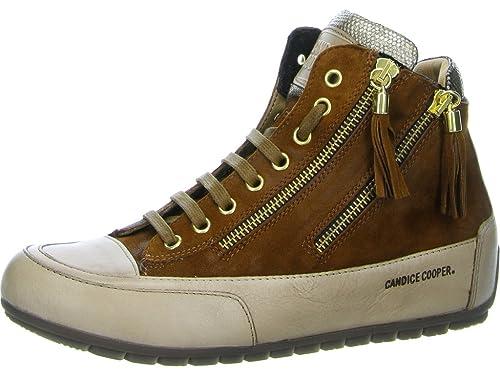 82ca17e15a479 Candice Cooper Women's Lucia Pendolo Boots brown brown: Amazon.co.uk ...