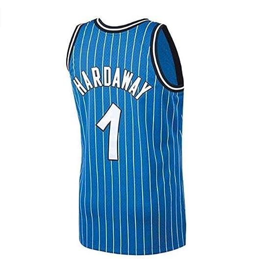 AKCHIUY Camiseta De Baloncesto,NBA 1 Anfony Hardaway Basketball ...
