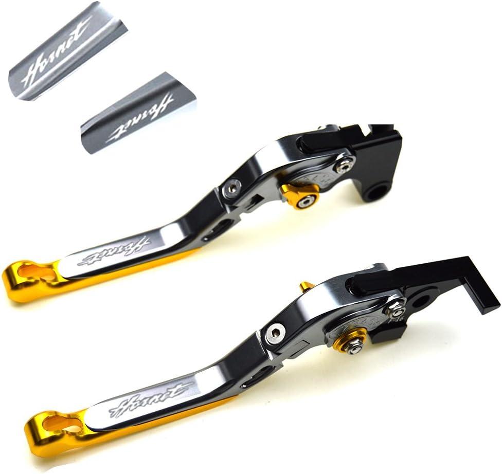 Pour Honda CB Leviers de frein dembrayage extensibles et pliables pour moto CBR et Hornet