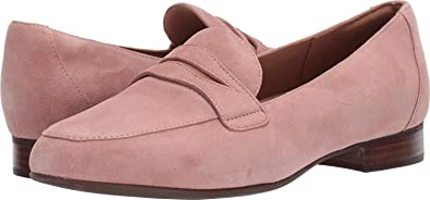 top quality pretty nice special selection of CLARKS Women's Un Blush Go Rose Suede 8 D US