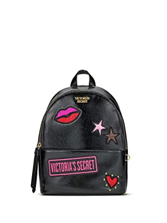 8d318b2a6d3 Victoria s Secret Backpack Small City Fashion Show Black