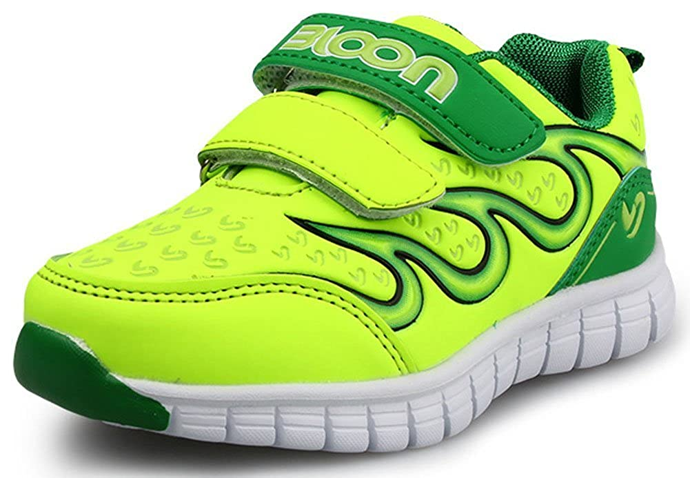 Toddler//Little Kid Green11.5 M US Little Kid Pet With Me Fashion Kids Double Easy on Tennis Preschool Athletic Shoes Sneaker