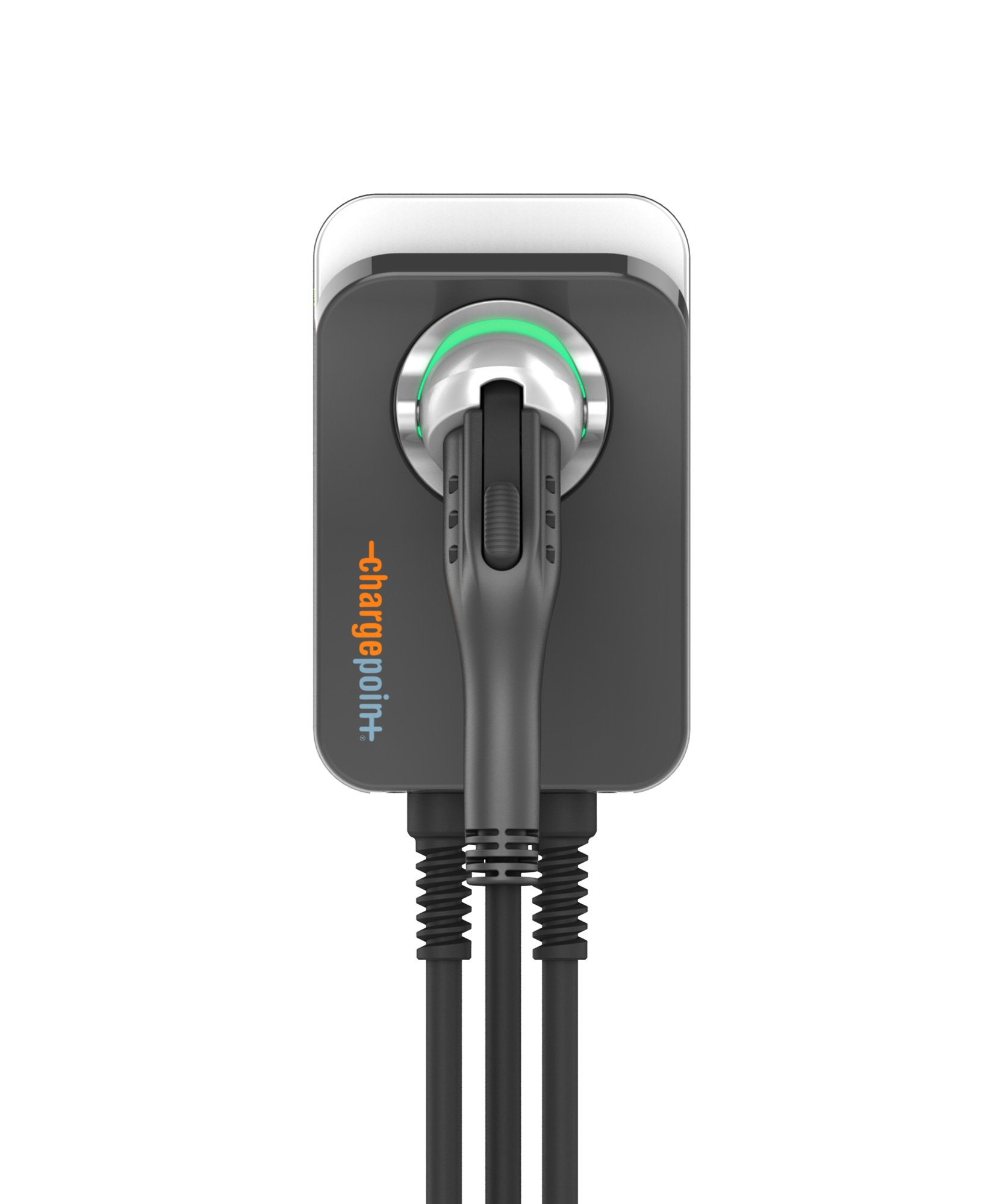 ChargePoint Home Electric Vehicle Charger: 16 Amp, plug-in station