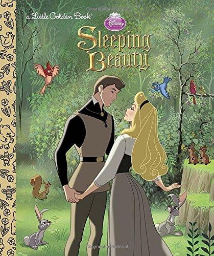 Sleeping Beauty (Disney Princess) (Little Golden Book)
