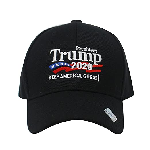 dc188cfdddd ChoKoLids Trump 2020 Keep America Great Campaign Embroidered USA Hat ...