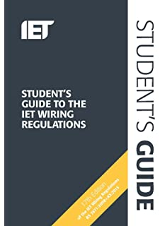 Remarkable Students Guide To The Iet Wiring Regulations Electrical Wiring Digital Resources Almabapapkbiperorg