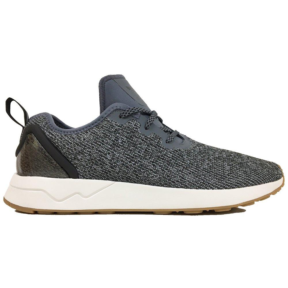 sports shoes d9d83 0e0f3 adidas Men's Originals ZX Flux ADV Asym Shoes Grey/Black/White 11