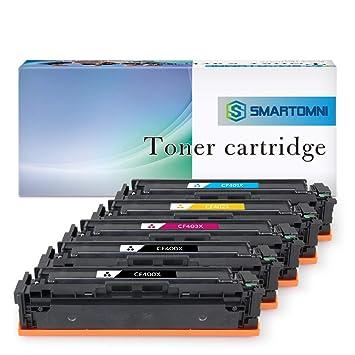 Amazon.com: S SMARTOMNI - Cartucho de tóner compatible con ...