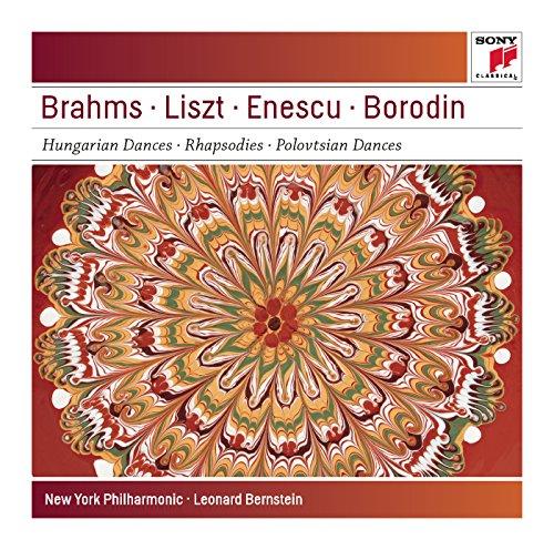 Romanian Rhapsodies Nos - Brahms: Hungarian Dances Nos. 5 & 6 - Liszt: Les Préludes; Hungarian Rhapsodies Nos. 1 & 4 - Enescu: Romanian Rhapsody No. 1