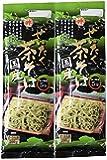 東亜食品 ぜいたく茶そば(国産) 200g×2袋