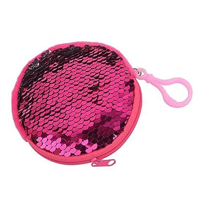 Wind Goal - Monedero de lentejuelas con purpurina y ...