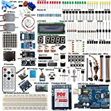 UNO R3 Starter Kit 1602 LCD MPU6050 Relay HC-05 Bluetooth for Arduino