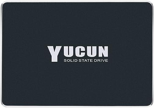YUCUN 2.5 Pulgadas SATA III Disco Duro sólido Interno de Estado ...