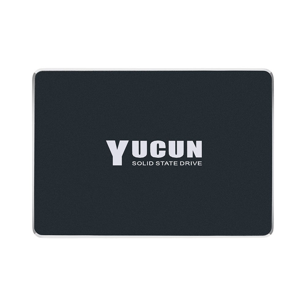 YUCUN 2.5 inch SATA III Internal Solid State Drive 120GB SSD 7mm High Endurance High Speed up to 510M/s Read