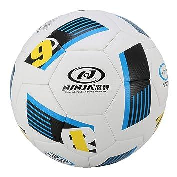 Injoyo Tamaño Oficial del Balón De Fútbol De Fútbol 4 Accesorios ...