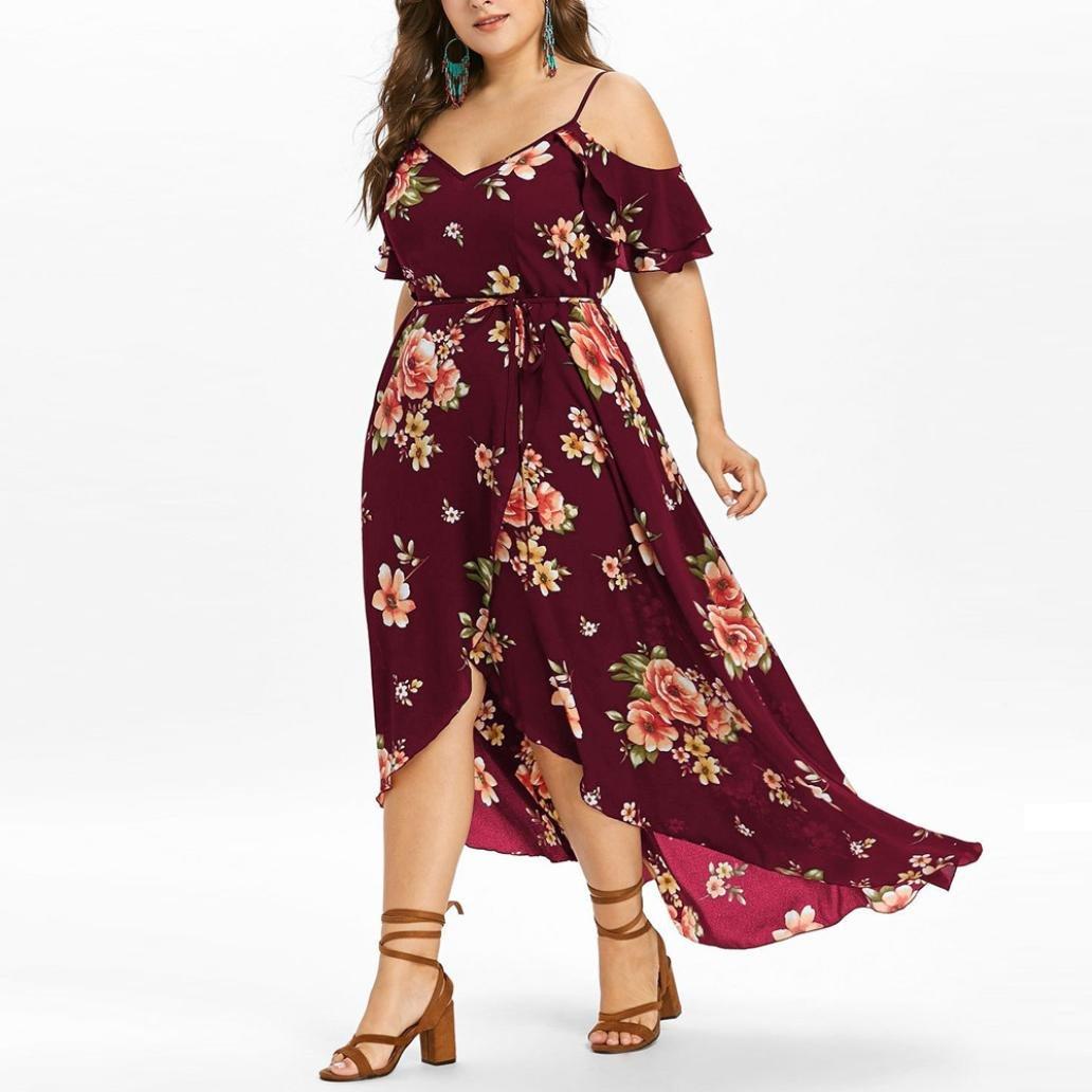 4c677c8398 FAMILIZO -Vestidos Fiesta Mujer Largos Elegantes Vestidos Largos De Fiesta  Mujer Tallas Grandes Vestidos Manga Corta ...