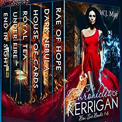 The Chronicles of Kerrigan Box Set, Books 1 - 6