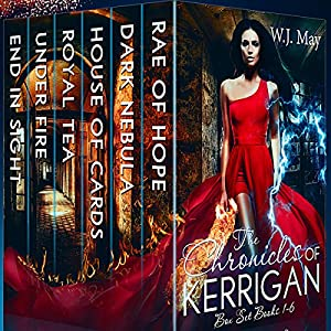The Chronicles of Kerrigan Box Set, Books 1 - 6 Audiobook