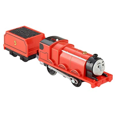 Fisher-Price Thomas & Friends TrackMaster, Motorized James Engine: Toys & Games