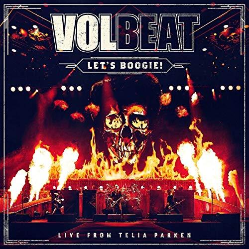 Let's Boogie! (Live From Telia Parken) [2 CD]