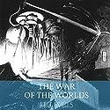 The War of the Worlds Hörbuch von H.G. Wells Gesprochen von: Rebecca Dittman