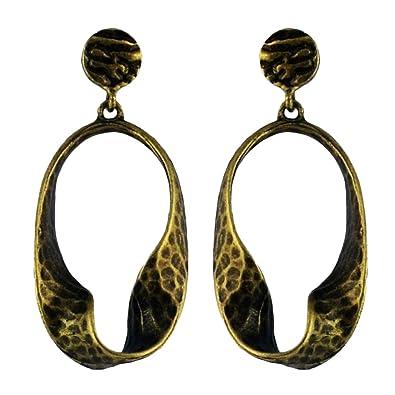 a3a254409 P Prettyia Paire Boucles d'oreilles Bijoux Fantaisie Femme Motif ...