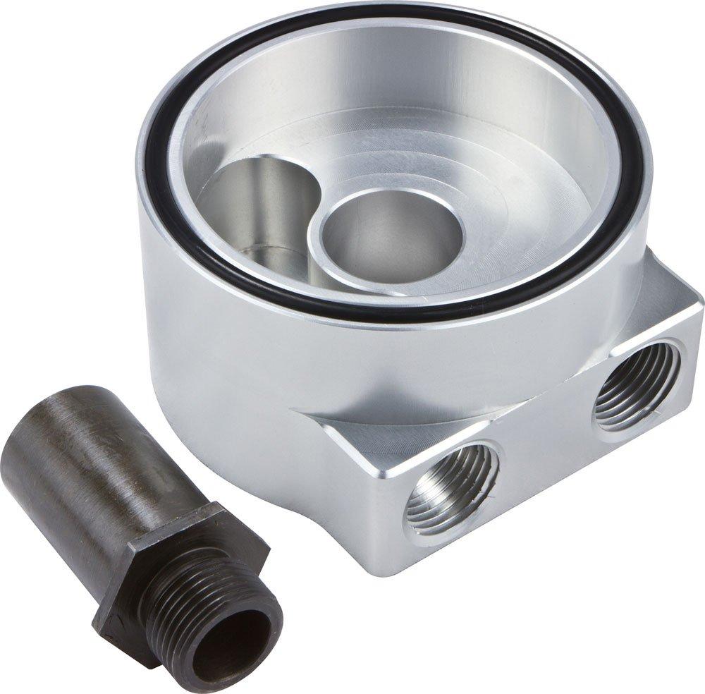CVR OCS64 Billet Aluminum Sandwich Oil Filter Mount by CVR Performance