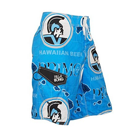 83cef636e1 Amazon.com: Mens Billabong Limited Edition Primo Beer Surfing Boardshorts  (Size: 30): Clothing