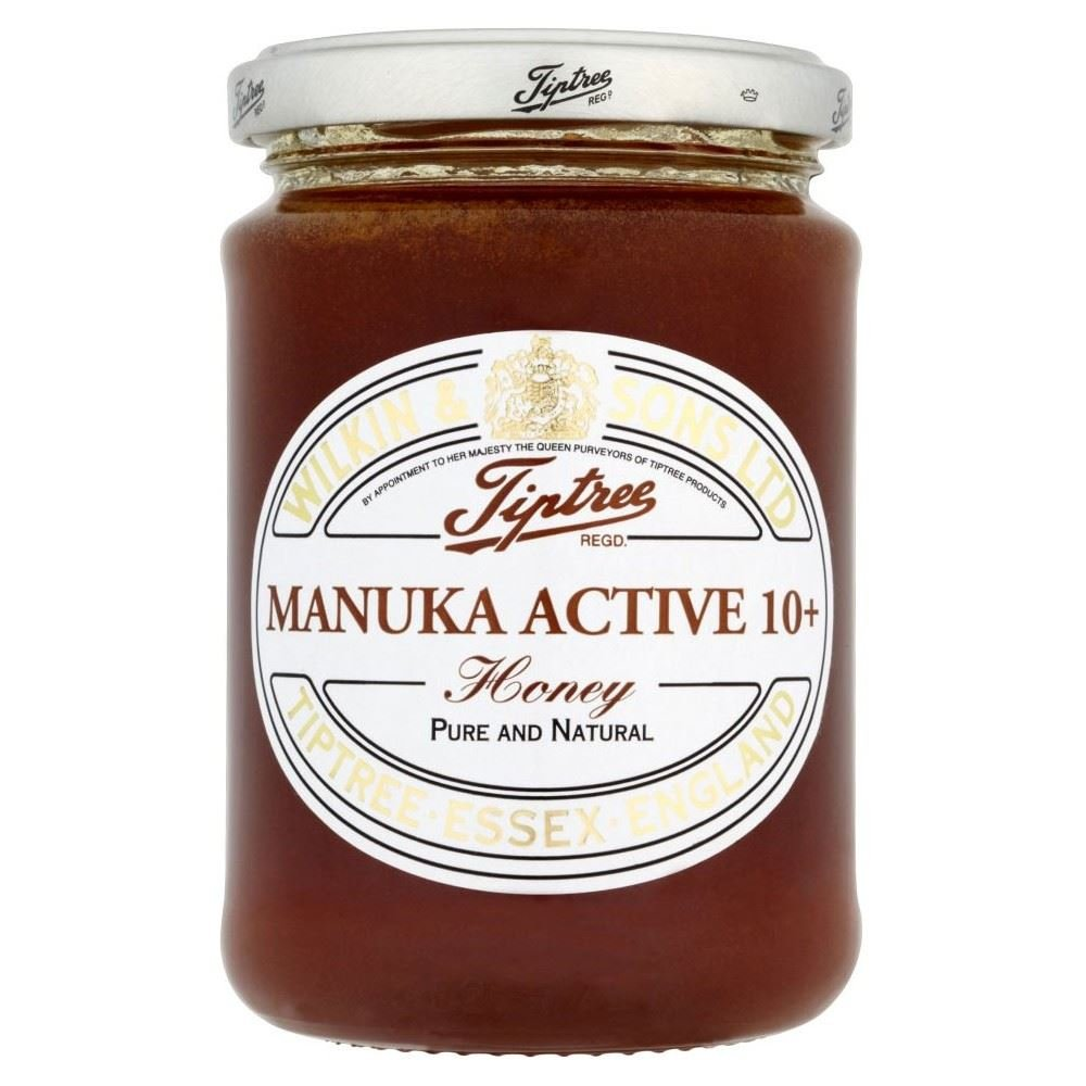Tiptree Active 10+ Manuka Honey (340g) - Pack of 6