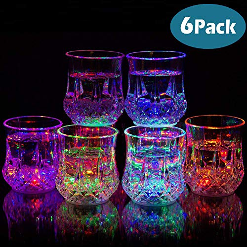 Led Lighted Barware