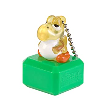 New Super Mario Bros U Mascot Llavero Light - Glowing Baby ...