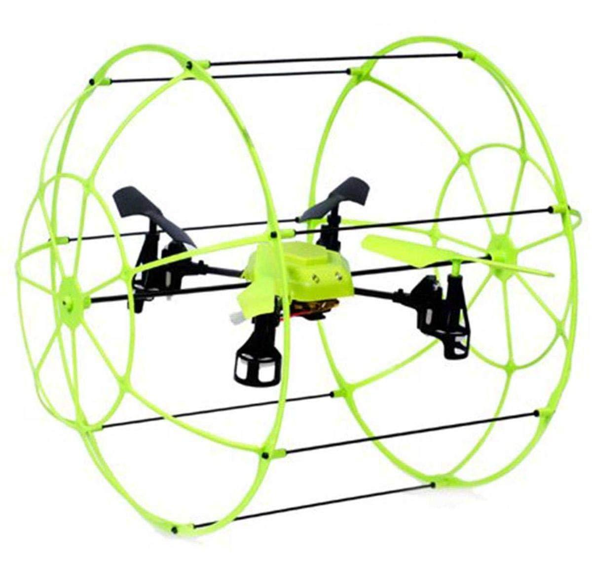 CDM product Mukikim NX1700 Sky Runner-Quadcopter Aerocraft, 2.4 GHz Caged Drone big image