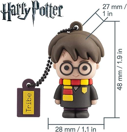 Llave USB 16 GB Harry Potter - Memoria Flash Drive Original Harry Potter, Tribe FD037501