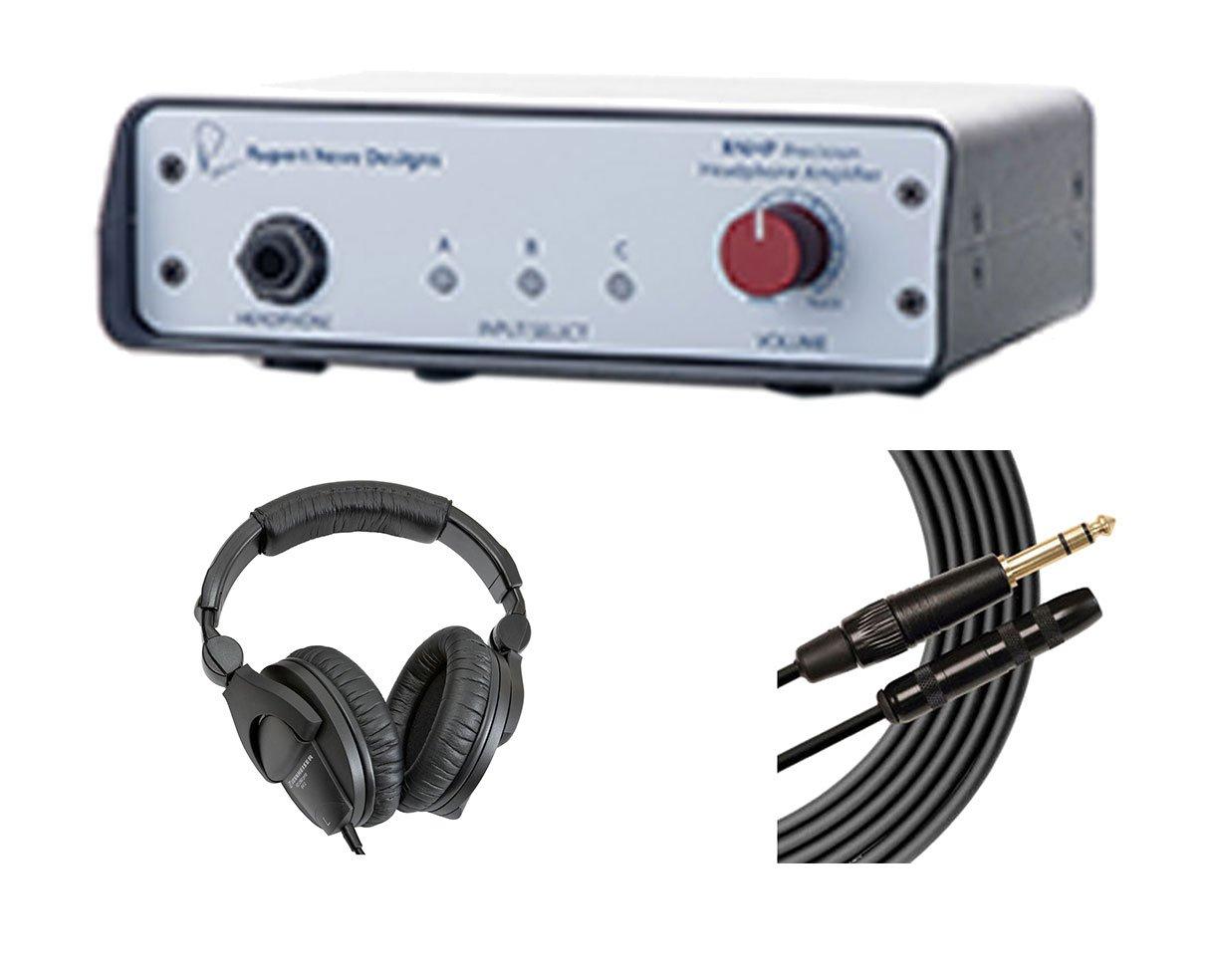 Rupert Neve Designs RNHP Headphone Amplifier + HD 280 PRO + Mogami Extension