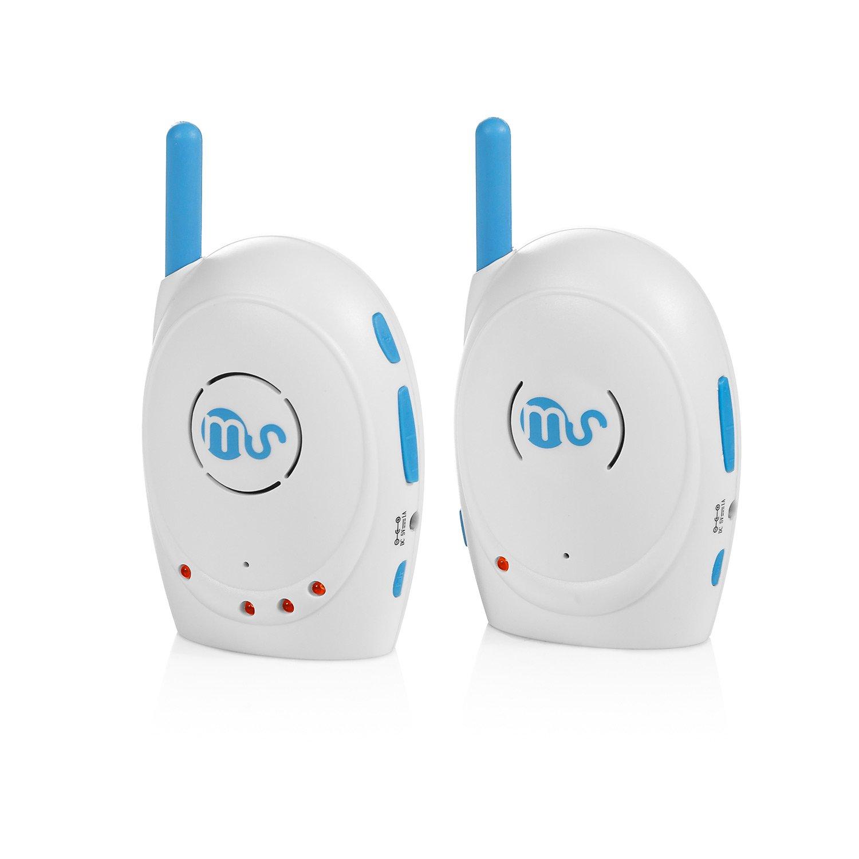 Intercomunicador digital Innovaciones MS 1011 color blanco y azul