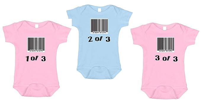 Amazon.com: Baby Set de regalo para niña/Boy/Girl trillizos ...