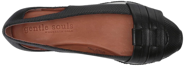 Amazon.com: Gentle Souls Luca Straps 2 zapatillas planas ...