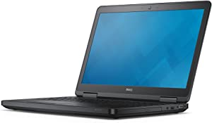 """Dell Latitude E5540 15.6"""" Laptop, Intel Core i5-4300U, 240GB Solid State Drive, 8GB DDR3, DVDRW WIN10P64 (Renewed)"""