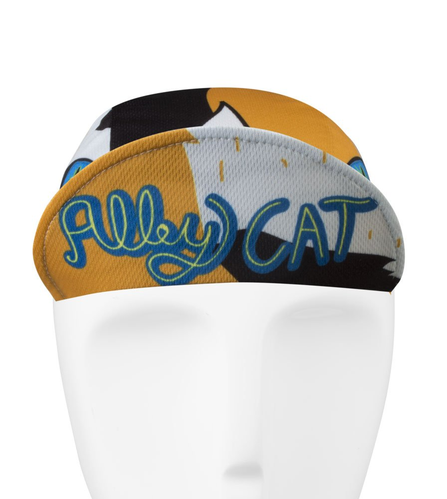 Alley Cat Cyling Cap - Made in the USA by Aero Tech Designs (Image #5)