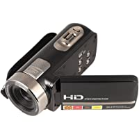 Docooler 24MP Andoer Digital Video Camera Camcorder with 3.0-inch LCD Touch Screen 16X Zoom DV 1080P Full HD Support Night-Shot DVR Remote Control with 1/4-in Screw Hole for HDMI AV Output