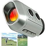 CSG Digital 7 x Golf Range Finder Golf Scope Padded Case In Yards Distance
