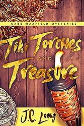 Tiki Torches and Treasure (Gabe Maxfield Mysteries Book 2)