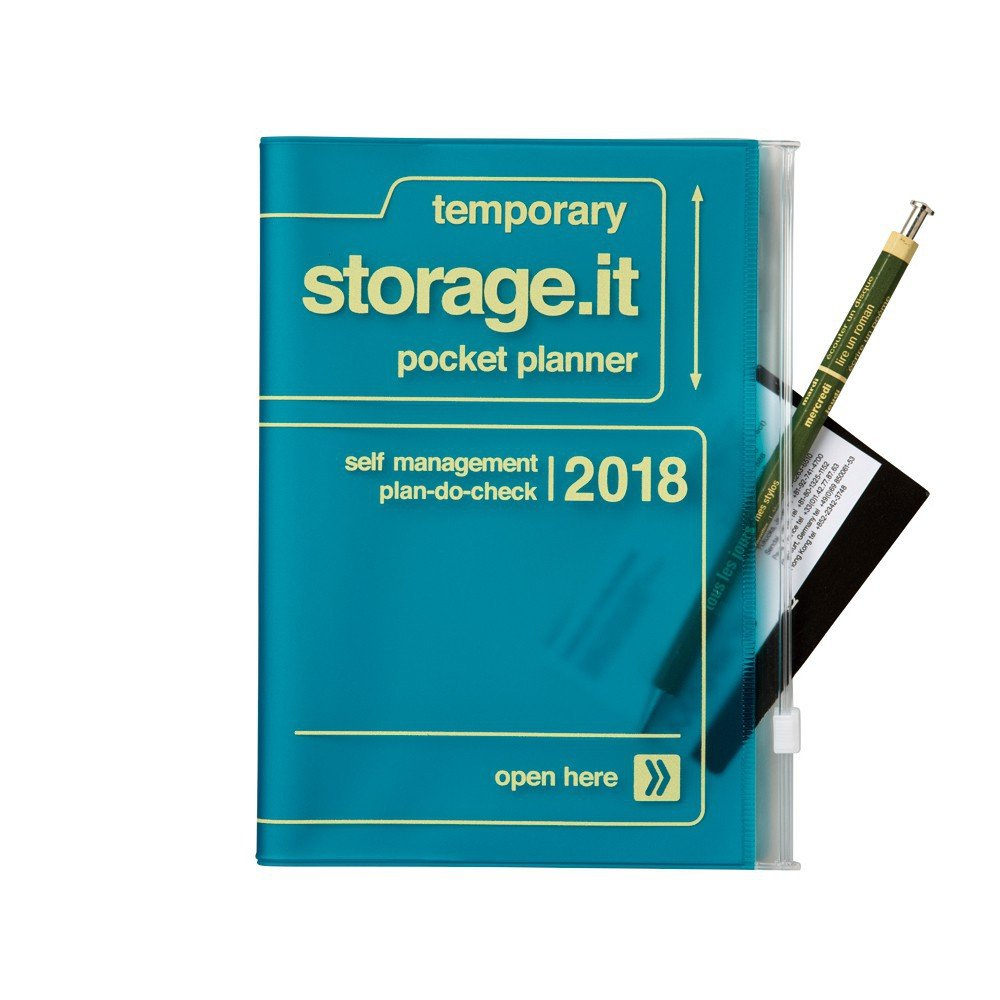 2018 agenda/diario/semanal izquierda/b6size/Storage. it (CH ...