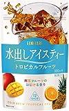 日東紅茶 水出しアイスティートロピカルフルーツTB 12袋 ×6個 ティーバッグ