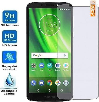 ELECTRÓNICA REY Protector de Pantalla para Motorola Moto G6 Play ...