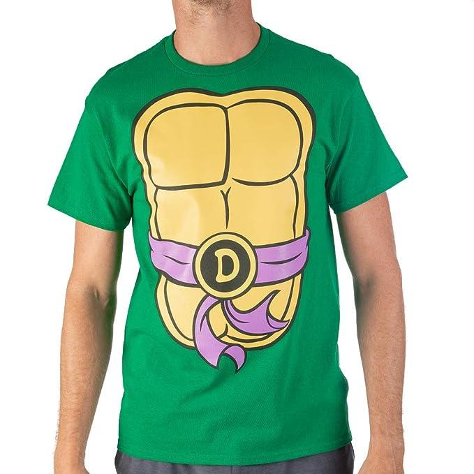 5d80ba7e69b Teenage Mutant Ninja Turtles TMNT Mens Costume T-Shirt