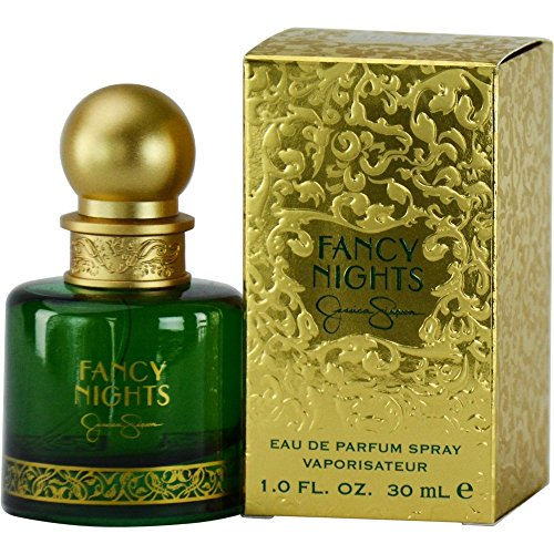 Fancy Nights Eau de Parfum Spray for Women, 1 Fluid Ounce 1 Oz Mini Cologne