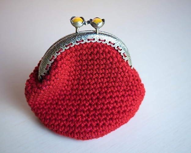 Portamonete Alluncinetto Mini Pochette In Vari Colori Portamonete