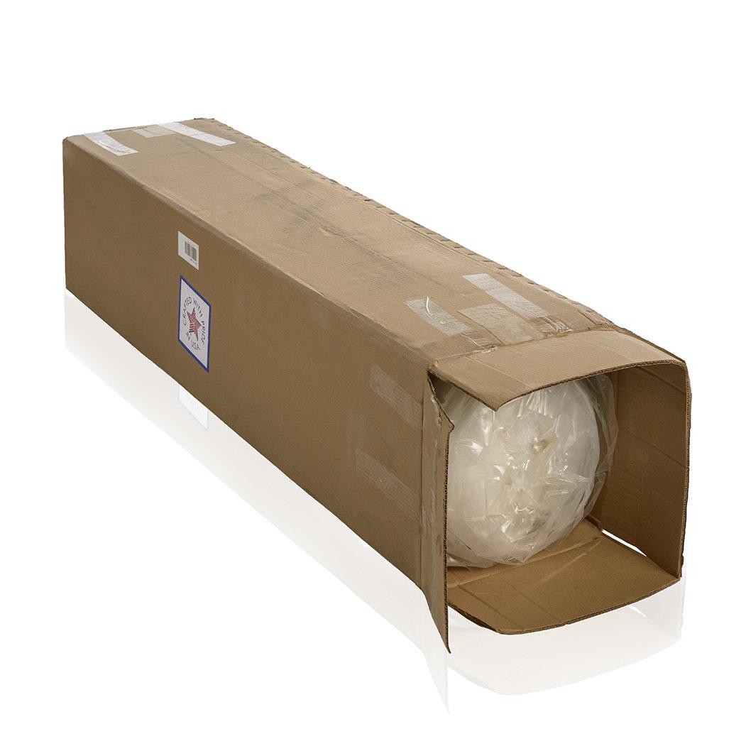 Amazon.com: Serenia Sleep 4-1/2-Inch Memory Foam Sleep Sofa Mattress,  Queen: Kitchen & Dining